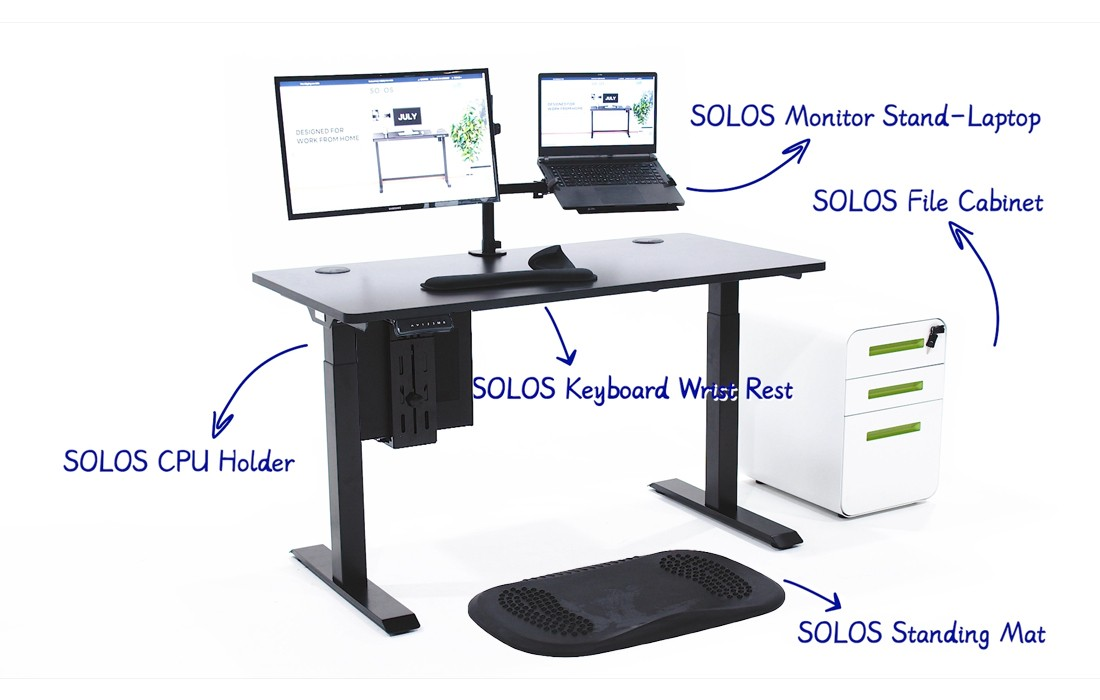 7 of the Best Desk Accessories We Use to Stay Focused and Comfortable at Work