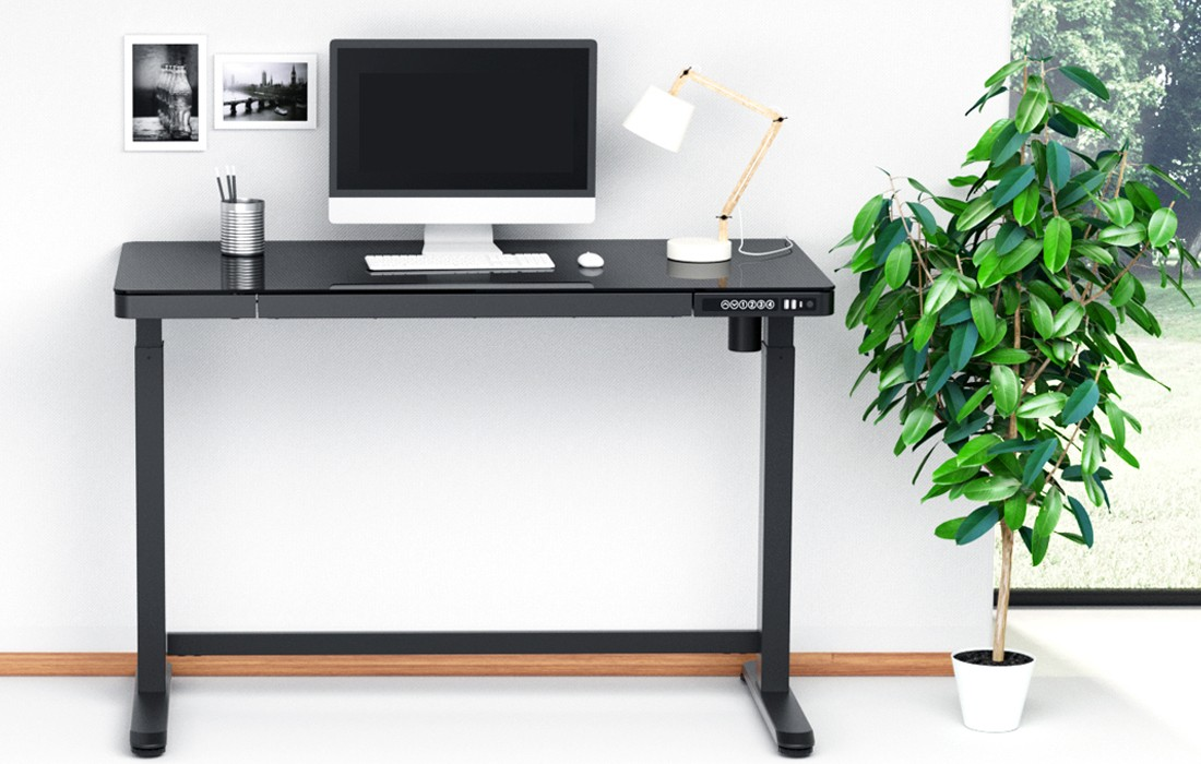 Is a Tempered Glass Desk Good?