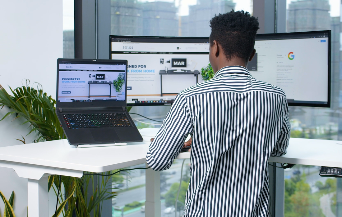 How Long Should You Stand at Your Standing Desk?