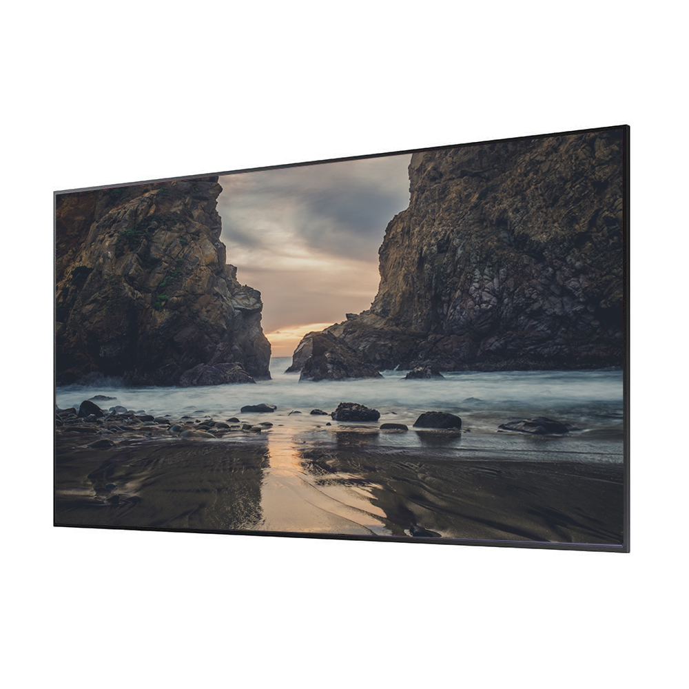 "Samsung QB65R 65"" 4K UHD Commercial Display & Screen"