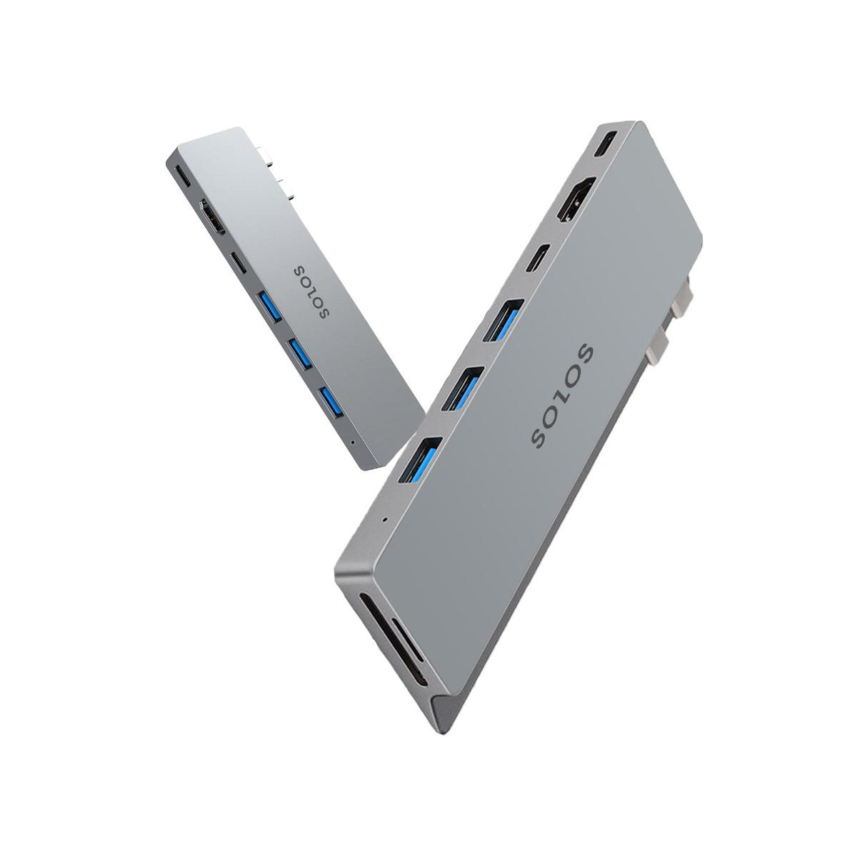 USB-C Hub (Dual Ports)