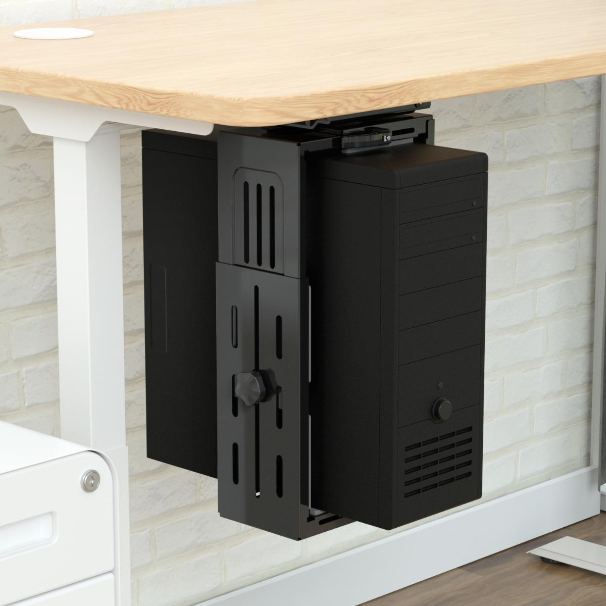 Under Desk CPU Holder