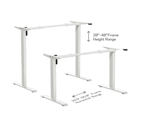 Electric Height Adjustment Helps to Rise and Down with Ease