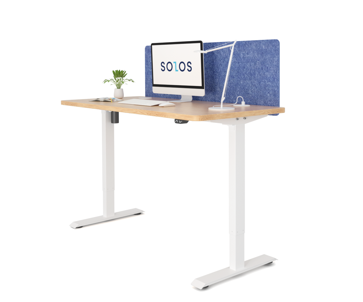 SOLOS Standing Desk Contributes to a Smarter And Healthier Lifestyle