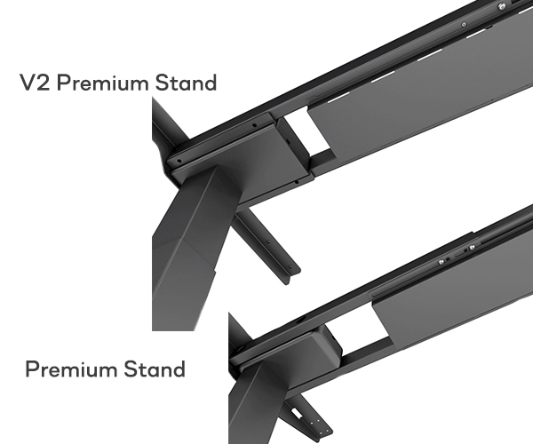 V2 Premium Stand VS Premium Stand