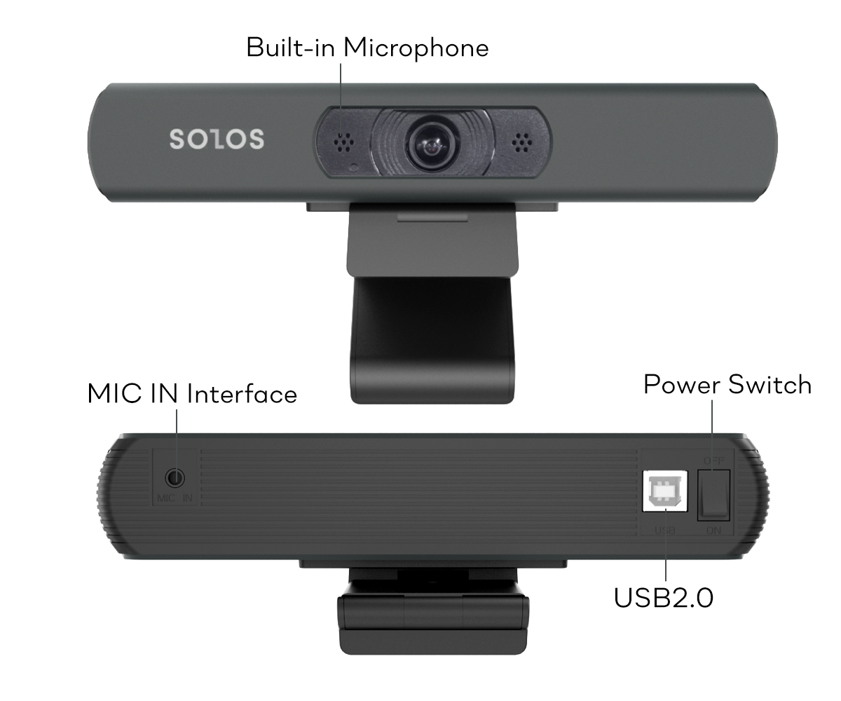 This Webcam Has 4K Ultra High Definition