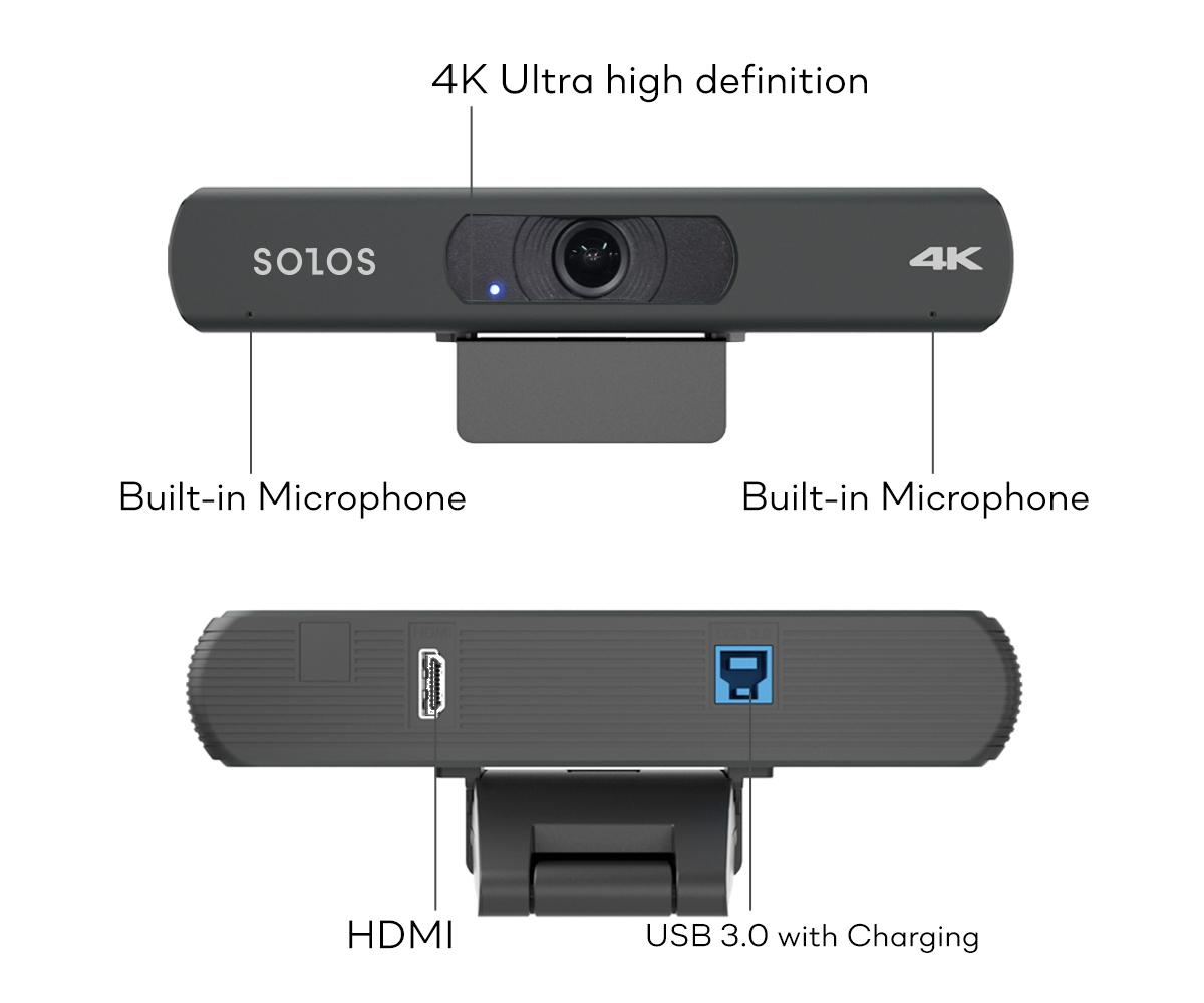 This Premium Webcam Has 4K Ultra High Definition