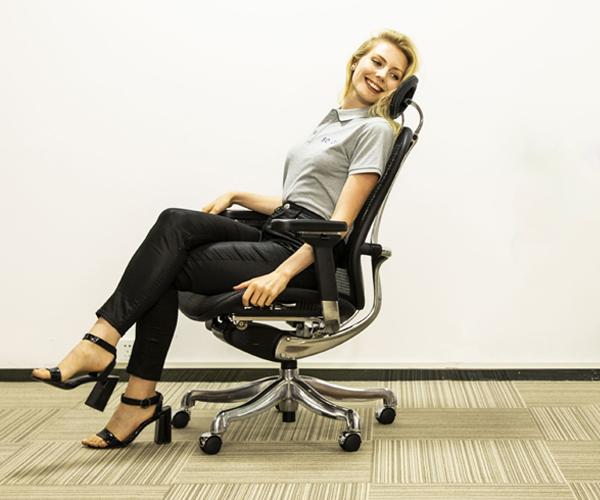 Ergonomic Design of Premium Ergonomic Chair For A Healthier Workstation