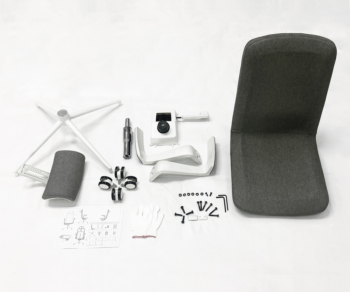 SOLOS Fashion Ergonomic Chair Features Its Highest Quality, Durable Construction