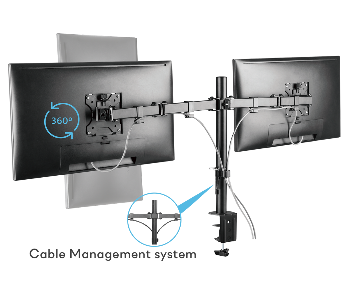 SOLOS Monitor Basic Stand is Designed for a Healthier Way of Working