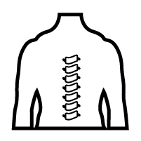 Reduced back pain