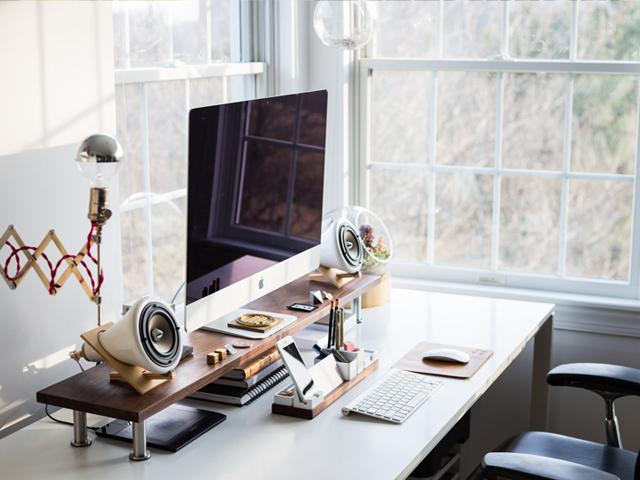 Create a comfortable work environment