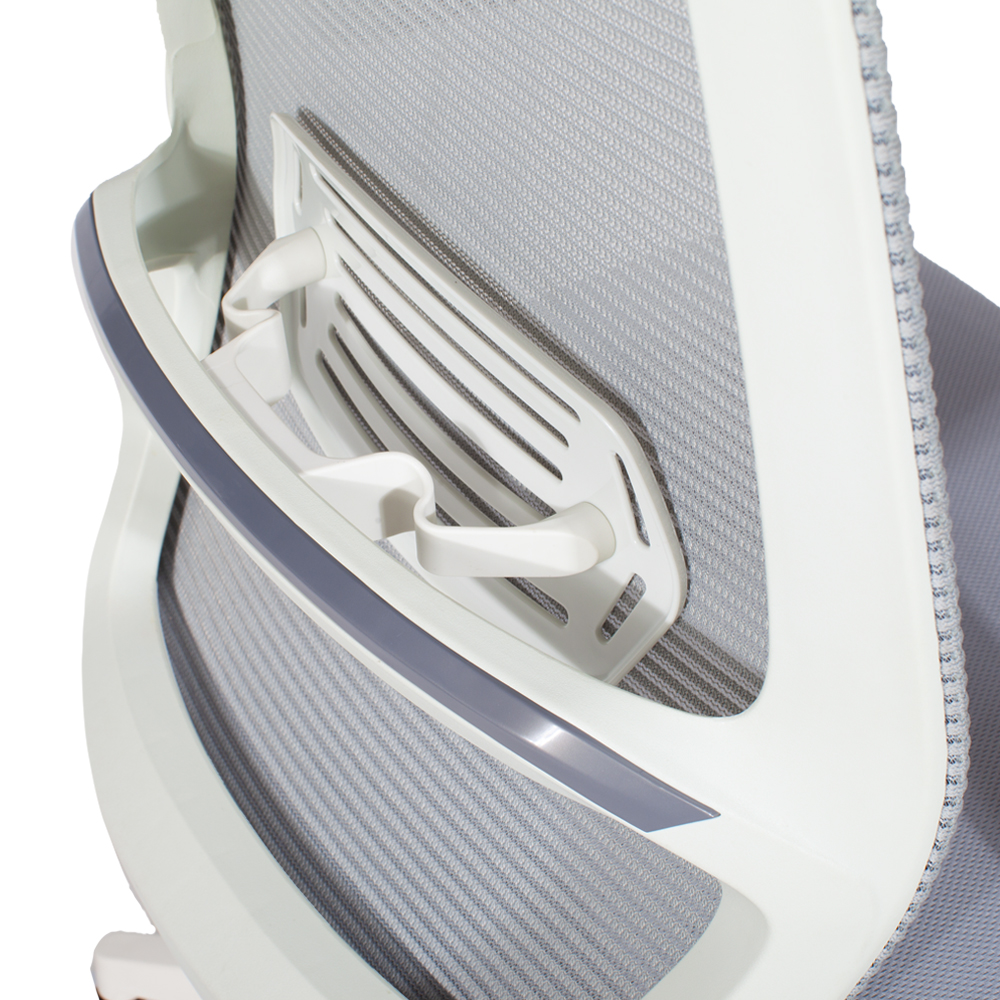 The Lumbar support of A Ergonomic Chair