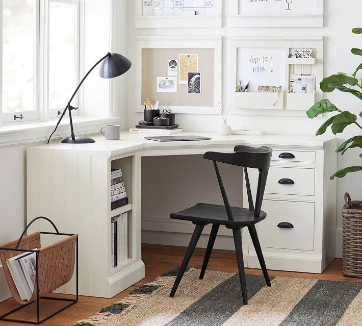 corner standing desks
