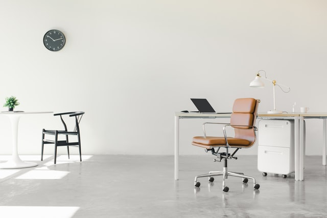 An ergonomic chair helps you increase your office productivity and savs you from pains