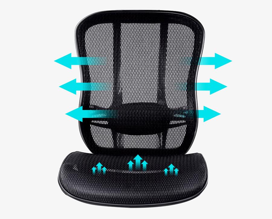 unique mesh chair