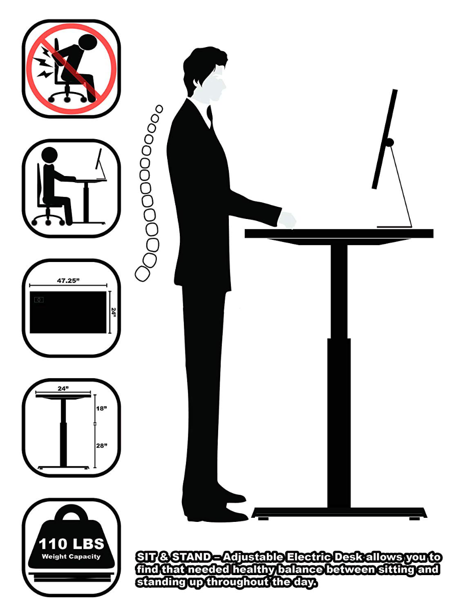 Standing Reduces Risk of Chronic Disease